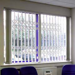 Office Security Grille